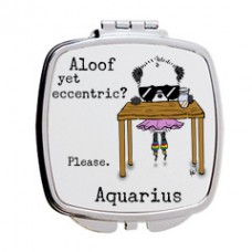 Aquarius Mirror Compact